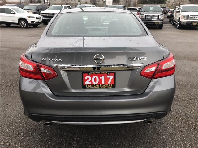 2017 Nissan Altima  (Stk: 5205) in London - Image 10 of 24