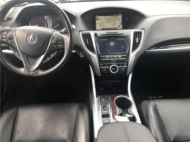 2015 Acura TLX V6 Elite (Stk: 5240) in London - Image 8 of 27