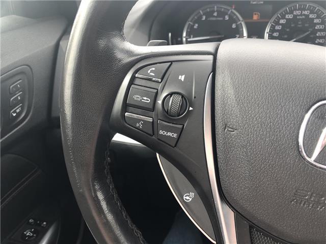 2015 Acura TLX V6 Elite (Stk: 5240) in London - Image 11 of 27