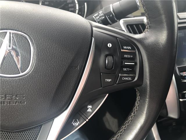 2015 Acura TLX V6 Elite (Stk: 5240) in London - Image 12 of 27