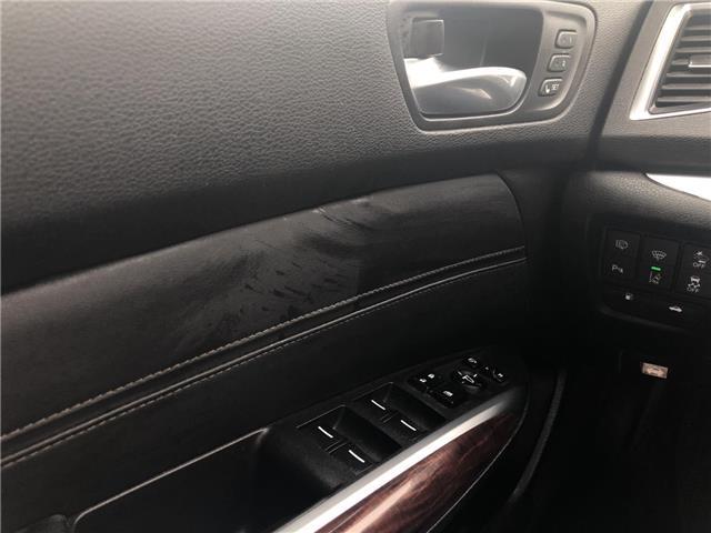 2015 Acura TLX V6 Elite (Stk: 5240) in London - Image 17 of 27