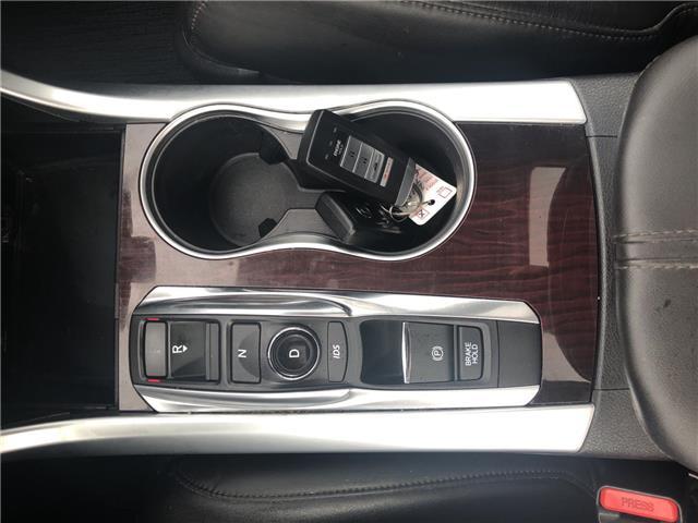 2015 Acura TLX V6 Elite (Stk: 5240) in London - Image 18 of 27
