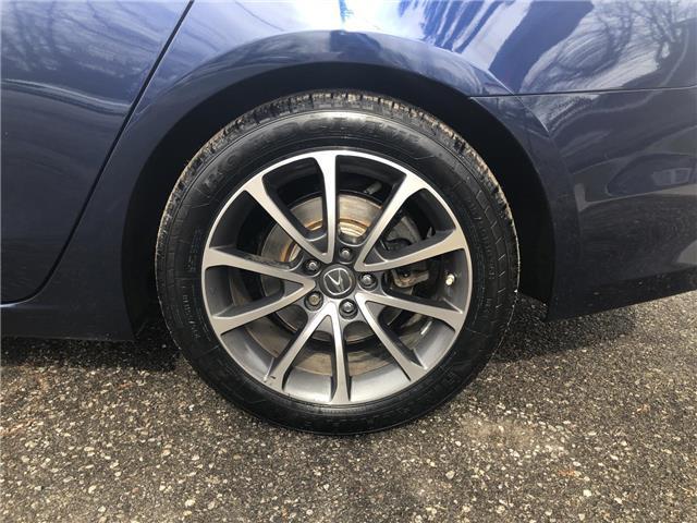 2015 Acura TLX V6 Elite (Stk: 5240) in London - Image 25 of 27