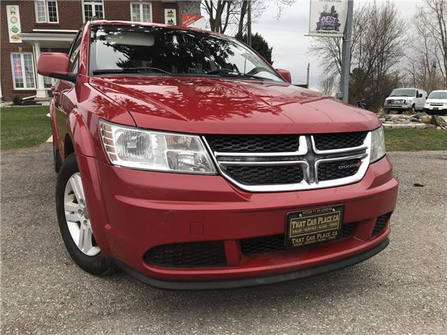 2012 Dodge Journey CVP/SE Plus (Stk: 5241) in London - Image 1 of 16