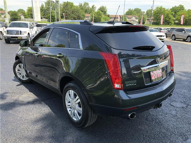2015 Cadillac SRX Luxury (Stk: 5261) in London - Image 4 of 28