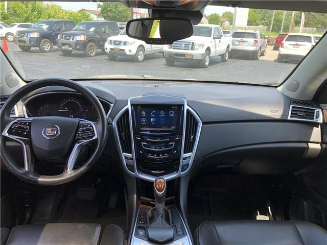 2015 Cadillac SRX Luxury (Stk: 5261) in London - Image 10 of 28