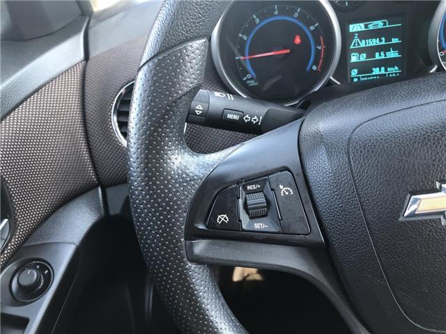 2015 Chevrolet Cruze 1LT (Stk: 5268) in London - Image 10 of 18