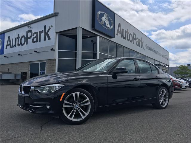 2018 BMW 330i xDrive (Stk: 18-34909RJB) in Barrie - Image 1 of 27