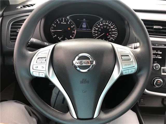 2016 Nissan Altima  (Stk: 5276) in London - Image 11 of 23