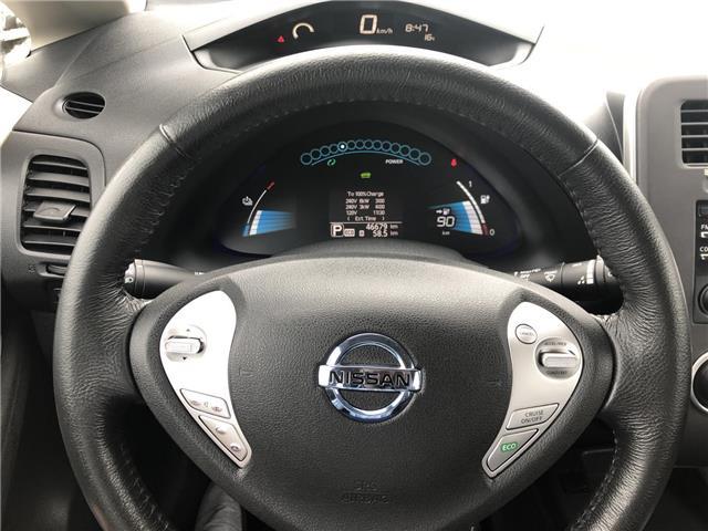 2015 Nissan LEAF  (Stk: 5283) in London - Image 11 of 27