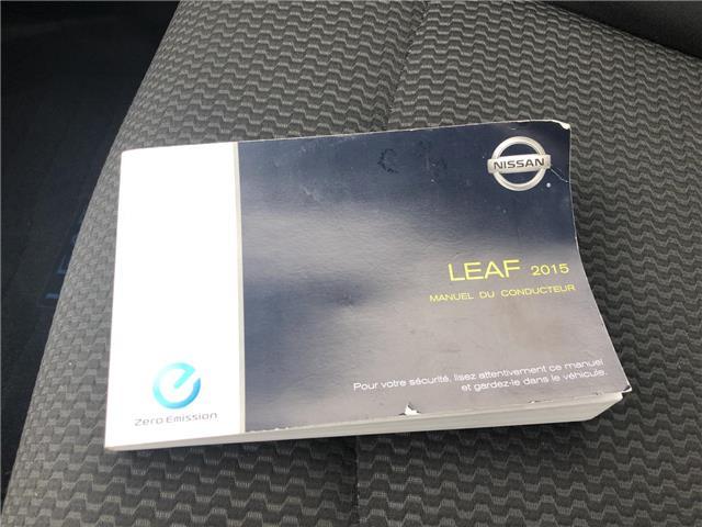 2015 Nissan LEAF  (Stk: 5283) in London - Image 27 of 27