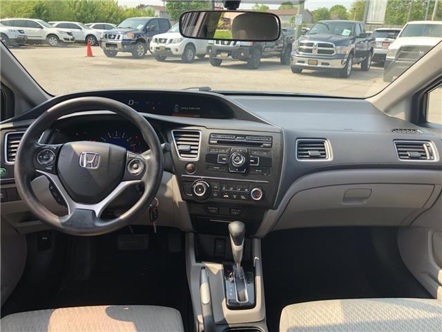 2015 Honda Civic LX (Stk: 5281) in London - Image 6 of 23