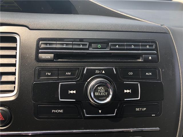 2015 Honda Civic LX (Stk: 5281) in London - Image 10 of 23