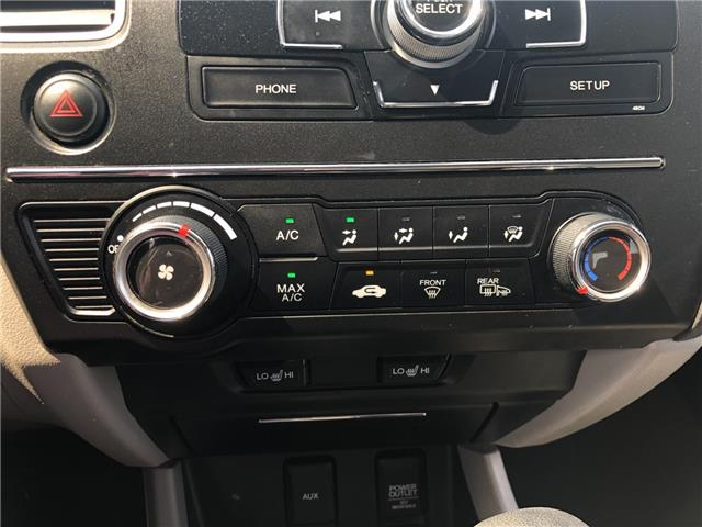 2015 Honda Civic LX (Stk: 5281) in London - Image 11 of 23