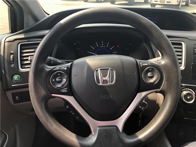 2015 Honda Civic LX (Stk: 5281) in London - Image 13 of 23