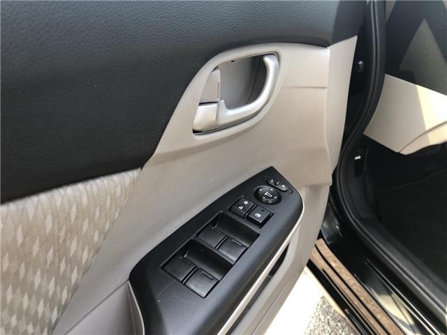 2015 Honda Civic LX (Stk: 5281) in London - Image 17 of 23