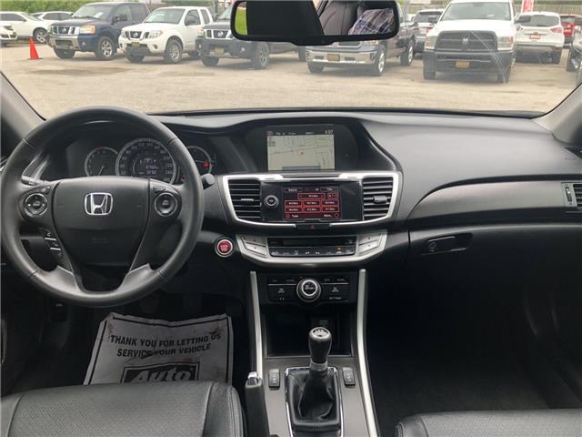 2015 Honda Accord Touring (Stk: 5282) in London - Image 6 of 29