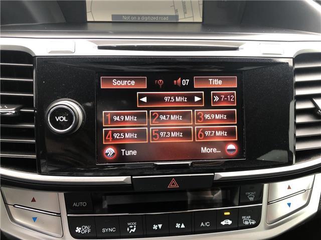2015 Honda Accord Touring (Stk: 5282) in London - Image 13 of 29