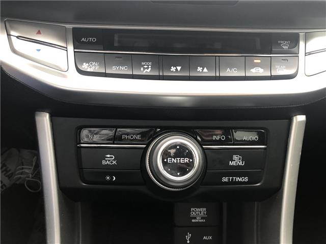 2015 Honda Accord Touring (Stk: 5282) in London - Image 14 of 29