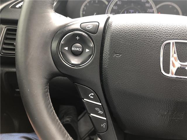 2015 Honda Accord Touring (Stk: 5282) in London - Image 18 of 29
