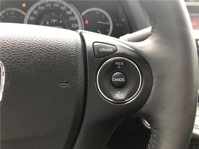 2015 Honda Accord Touring (Stk: 5282) in London - Image 19 of 29