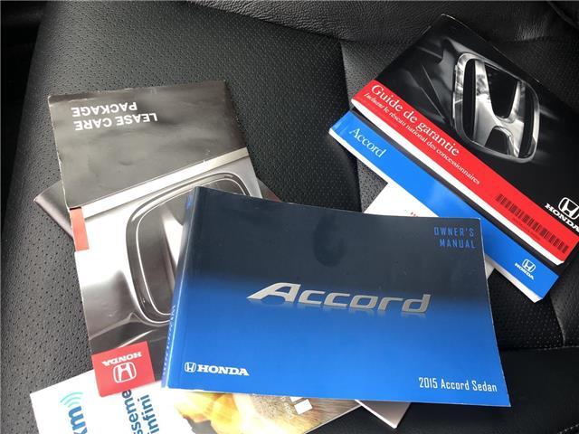 2015 Honda Accord Touring (Stk: 5282) in London - Image 29 of 29