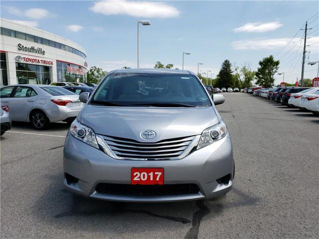 2017 Toyota Sienna LE 8 Passenger (Stk: P1850) in Whitchurch-Stouffville - Image 2 of 16