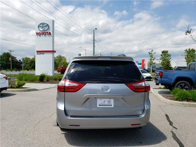 2017 Toyota Sienna LE 8 Passenger (Stk: P1850) in Whitchurch-Stouffville - Image 5 of 16