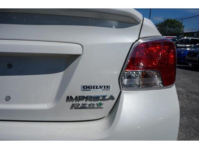 2015 Subaru Impreza 2.0i (Stk: P2105) in Gloucester - Image 21 of 21