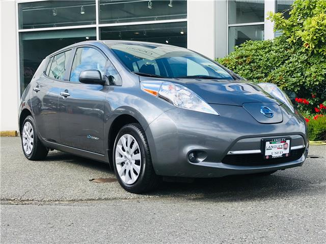 2017 Nissan LEAF S (Stk: LF010520) in Surrey - Image 2 of 27
