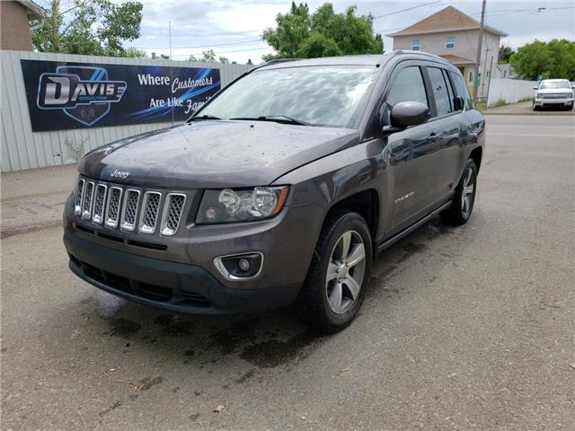 2016 Jeep Compass 23G High Altitude Edition (Stk: 15285) in Fort Macleod - Image 1 of 16