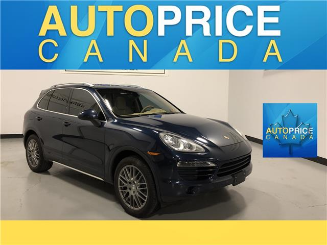 2013 Porsche Cayenne Base (Stk: W0204A) in Mississauga - Image 1 of 29