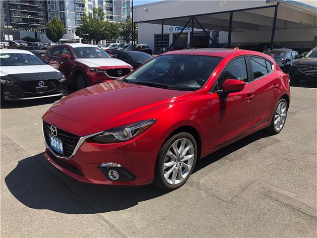 2014 Mazda Mazda3 Sport GT-SKY at $19995 for sale in