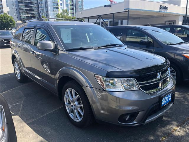 2012 Dodge Journey SXT & Crew (Stk: 257775A) in Victoria - Image 3 of 24