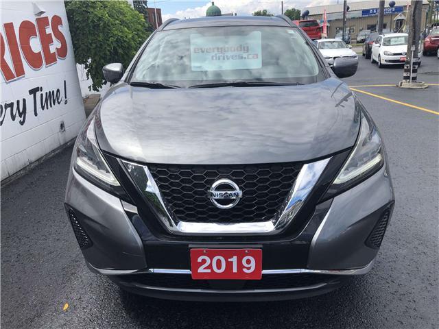2019 Nissan Murano SV (Stk: 19-413) in Oshawa - Image 2 of 17