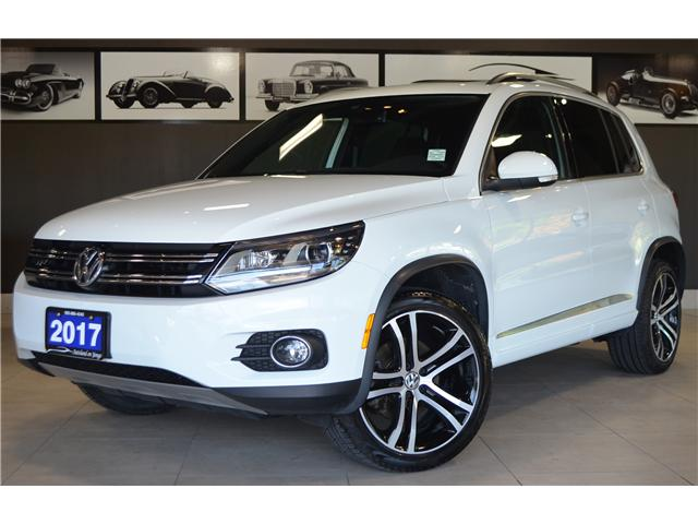 2017 Volkswagen Tiguan Highline (Stk: AUTOLAND- E7008A) in Thornhill - Image 1 of 32