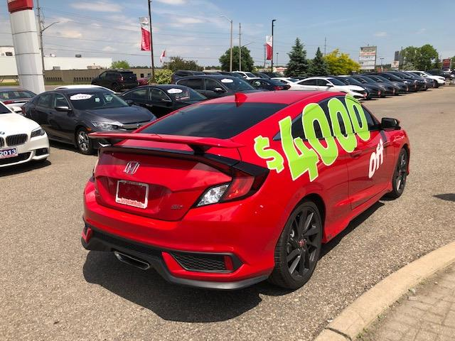 2018 Honda Civic Si (Stk: J9509) in Georgetown - Image 2 of 12