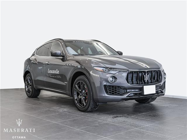 2018 Maserati Levante GranSport (Stk: 3013) in Gatineau - Image 1 of 15