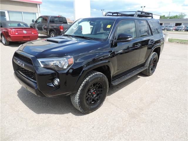 2019 Toyota 4Runner SR5 (Stk: 19355) in Brandon - Image 2 of 20