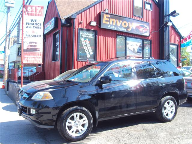 2005 Acura MDX Base (Stk: ) in Ottawa - Image 1 of 30