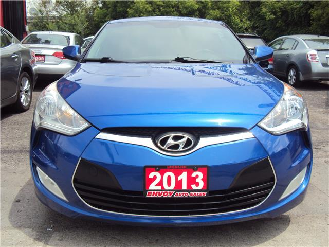 2013 Hyundai Veloster Base (Stk: ) in Ottawa - Image 2 of 24