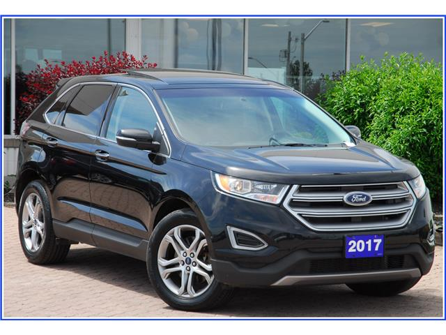 2017 Ford Edge Titanium (Stk: 148090) in Kitchener - Image 2 of 20