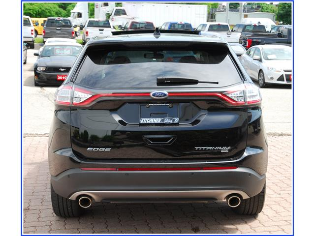 2017 Ford Edge Titanium (Stk: 148090) in Kitchener - Image 5 of 21