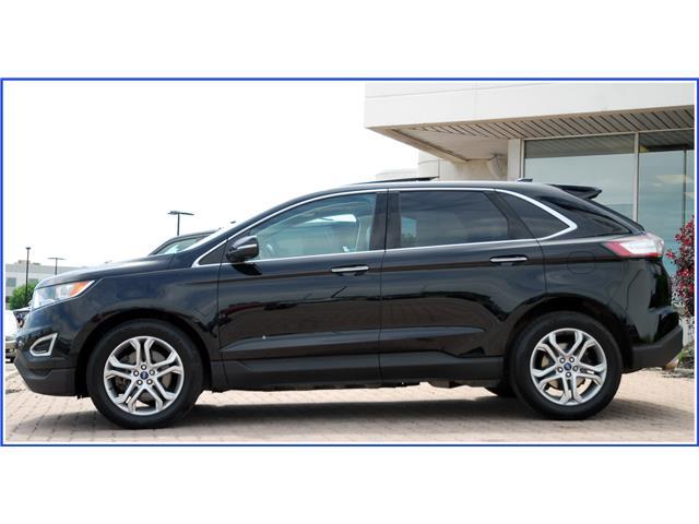 2017 Ford Edge Titanium (Stk: 148090) in Kitchener - Image 4 of 21