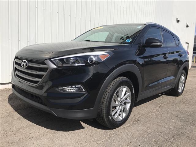 2016 Hyundai Tucson Premium (Stk: U3439) in Charlottetown - Image 1 of 21