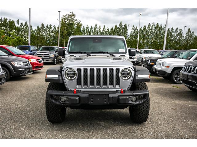 2019 Jeep Wrangler Unlimited Rubicon (Stk: K594961) in Abbotsford - Image 2 of 24