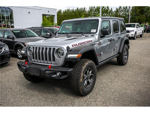 2019 Jeep Wrangler Unlimited Rubicon (Stk: K594961) in Abbotsford - Image 3 of 24