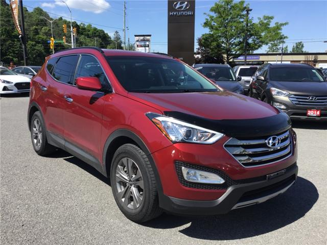 2016 Hyundai Santa Fe Sport 2.4 Base (Stk: P3327) in Ottawa - Image 1 of 11