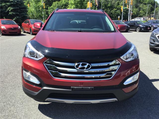 2016 Hyundai Santa Fe Sport 2.4 Base (Stk: P3327) in Ottawa - Image 2 of 11