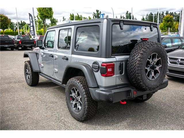2019 Jeep Wrangler Unlimited Rubicon (Stk: K594961) in Abbotsford - Image 5 of 24